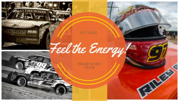 Estevan Speedway | Creative i design