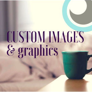 Custom images & graphics